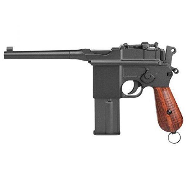 Umarex Air Pistol 1 Umarex Legends M712 Blowback Automatic .177 Caliber BB Gun Air Pistol