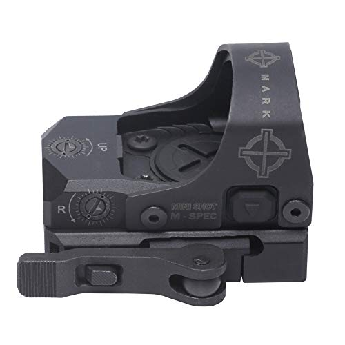 Sightmark Rifle Scope 5 Sightmark Mini Shot M-Spec LQD Reflex Sight