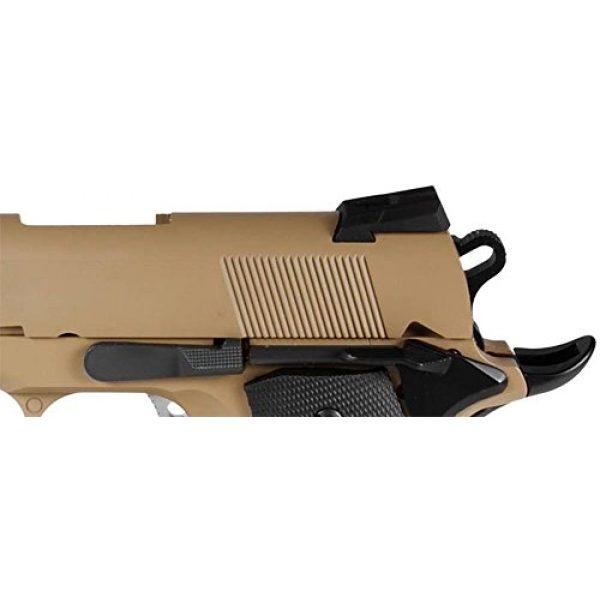 WE Airsoft Pistol 4 WE full metal 1911 meu desert gas pistol airsoft gun(Airsoft Gun)