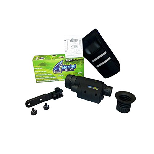 Bering Optics Rifle Scope 3 Bering Optics Exact Precision Gen1 Night Vision Scope Kit, Black