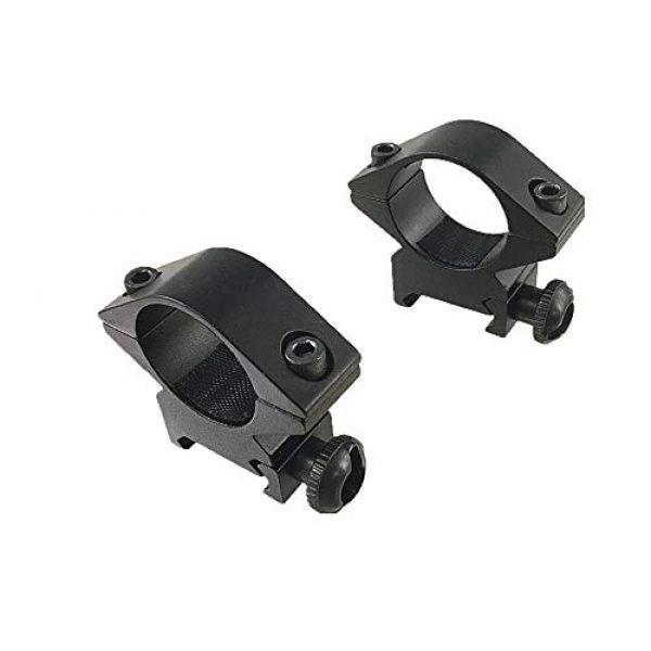 DB TAC INC Rifle Scope 4 DB TAC 4x32 Anodize Black Color Mil-dot Reticle Slug Scope Picatinny Weaver Mounted Aluminum Hunting Optics Accessory.