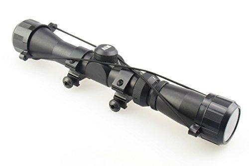 TACFUN Rifle Scope 3 TACFUN AIM Sports Mosin Nagant 2-7x32 Long Eye Relief Scope Fits Mosin Nagant 1891/30 M39