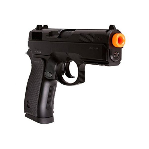 ASG Airsoft Pistol 4 ASG CZ 75 D Compact Spring Airsoft Pistol