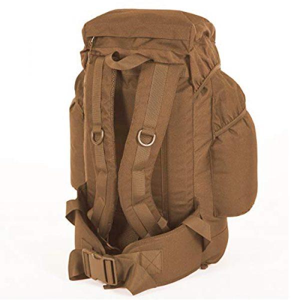 Snugpak Tactical Backpack 6 Snugpak Sleeka Force Backpack, Daypack with 2 Side Compartments, 35 Liter