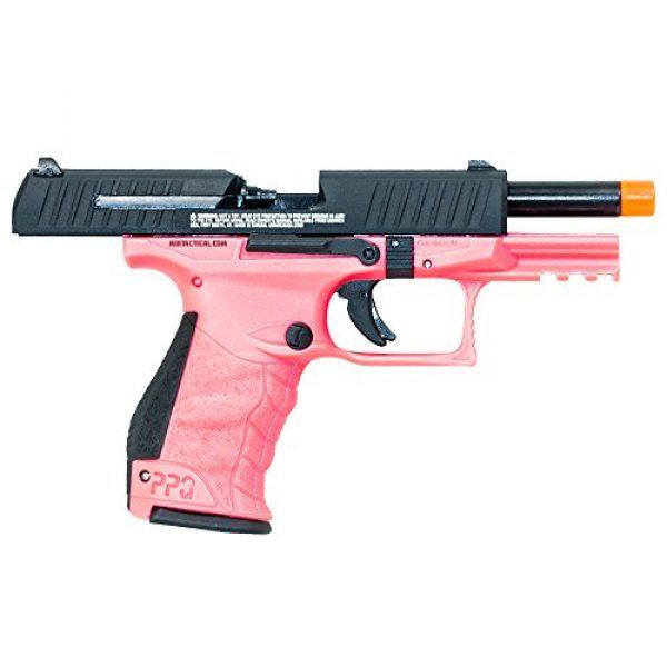 Walther Airsoft Pistol 3 Elite Force walther ppq gas blowback pistol (wildberry)(Airsoft Gun)
