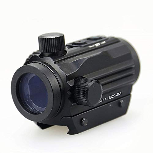 ZHRLQ Rifle Scope 1 ZHRLQ Internal Red Dot Sight, High Magnification Bird-Free Mirror with No Magnification, High Shock-Resistant Waterproof Silver-Plated Film