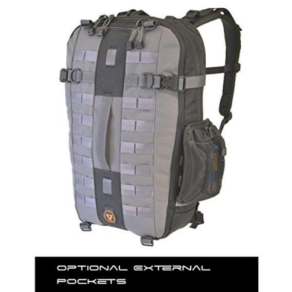 Venture Luggage Tactical Backpack 6 Venture Luggage Digitech 20 Modular Laptop Backpack