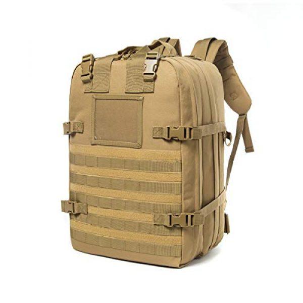 J.CARP Tactical Backpack 3 J.CARP Tactical Medical Backpack, Jumpable Field Med Pack
