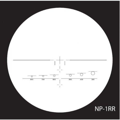 NightForce Rifle Scope 7 NIGHTFORCE BR BENCHREST 12-42X56 NP2 DD C107