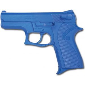 ACK, LLC Rubber Training Pistol Blue Gun 1 ACK, LLC Ring's Blue Guns Training Weighted S&W 6906 Gun