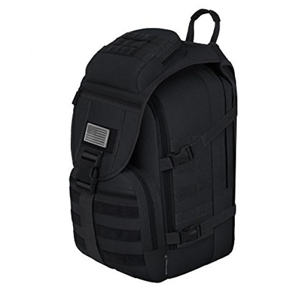 East West U.S.A Tactical Backpack 2 East West U.S.A RT504 Tactical Molle Military Assault Rucksacks Backpack