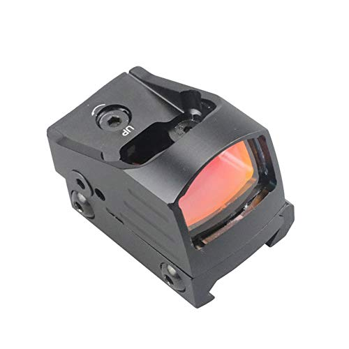 DJym Rifle Scope 3 DJym Open Red Dot Sight, RMR Style, Suitable for Most Products