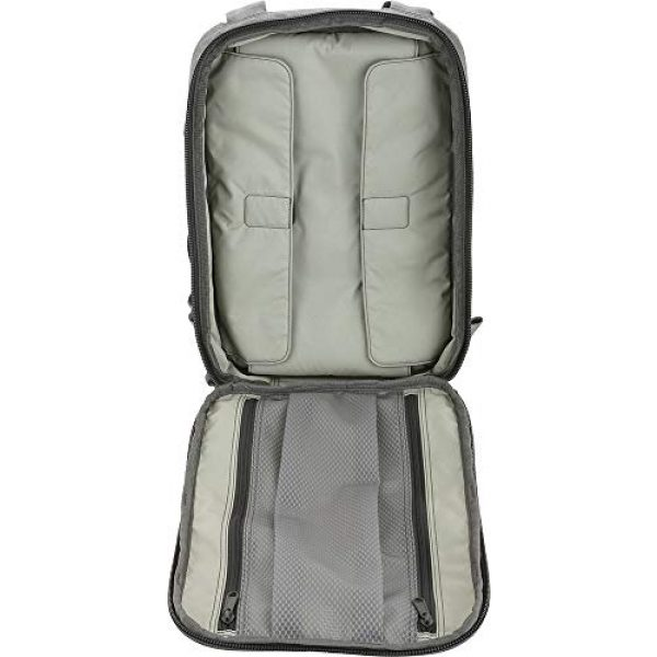 Maxpedition Tactical Backpack 6 Maxpedition Entity Tech Sling Bag (Large) 10L, Ash, One Size (NTTSLTLAS)