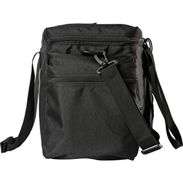 5.11 Tactical Backpack 4 5.11 Tactical Basic Patrol Bag 37 Liters, Adjustable/Removable Shoulder Strap, Style 56523, Black