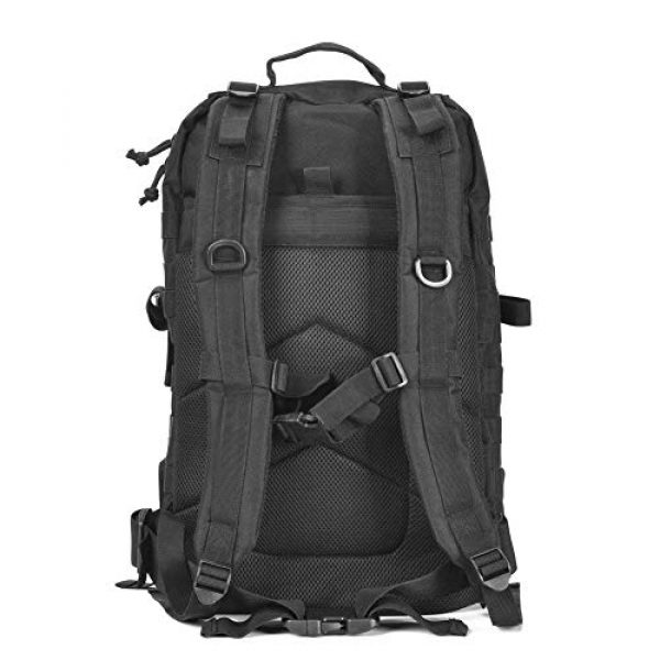 AXEN Tactical Backpack 4 AXEN Military Tactical Backpack Large 3 Day Assault Pack Army Molle Bug Out Bag Backpacks