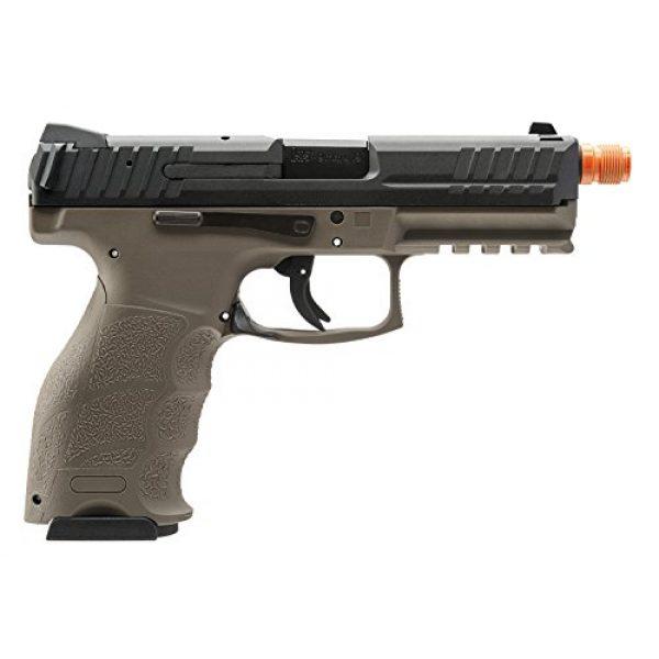Elite Force Airsoft Pistol 3 Elite Force HK Heckler & Koch VP9 GBB Blowback 6mm BB Pistol Airsoft Gun, FDE, Multi, One Size (2275025)