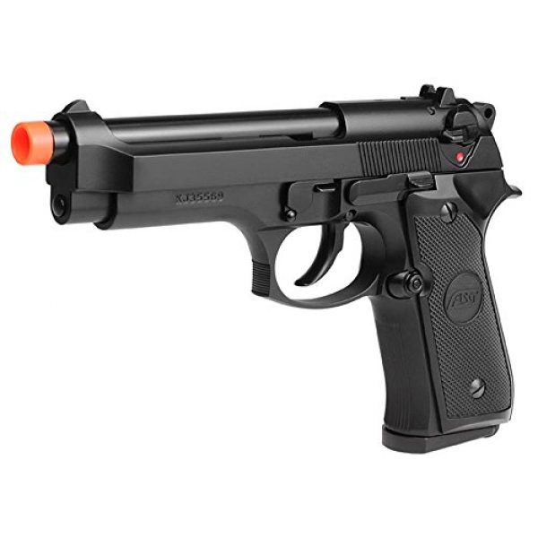 ASG Airsoft Pistol 3 ASG M9 Gas Powered Airsoft Pistol with Blowback