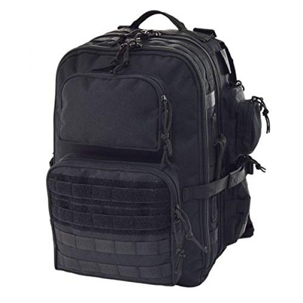 Flying Circle Tactical Backpack 1 Flying Circle Brazos Tactical Backpack
