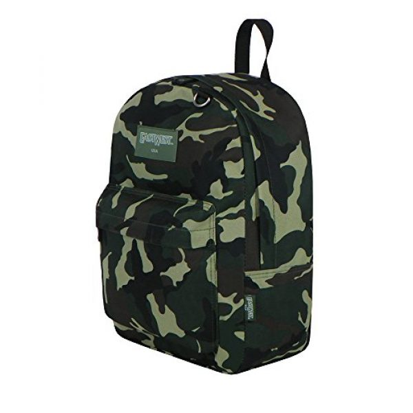 East West U.S.A Tactical Backpack 2 East West U.S.A BC101S Digital Camouflage Military Sports Backpack
