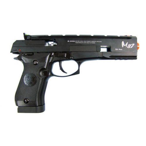 WG Airsoft Pistol 2 WG model-4115l full metal m87l archer co2 blowback(Airsoft Gun)