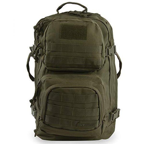 HIGHLAND TACTICAL Tactical Backpack 1 HIGHLAND TACTICAL Major