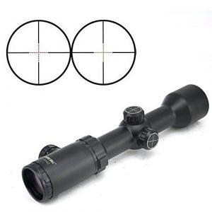 Visionking Rifle Scope 1 Visionking 1.5-6x42 Rifle Scope 30 mm Illuminated Red/Gree Riflescopes Sight Color Black