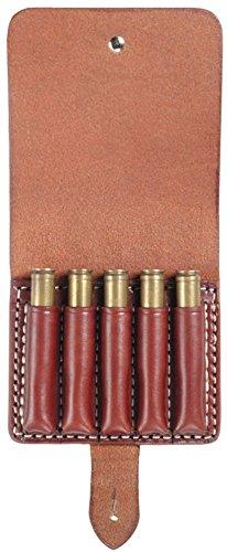 Triple K Cartridge Box 2 Triple K Trophy Rifle Cartridge Carrier, Walnut Oil