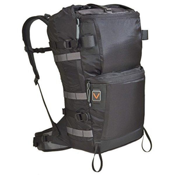 VenTerra Tactical Backpack 1 VenTerra Men's Bivy Hiking Backpack