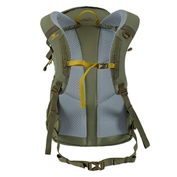 Mountainsmith Tactical Backpack 3 Mountainsmith Clear Creek 25 Hiking Pack (Moss Green)