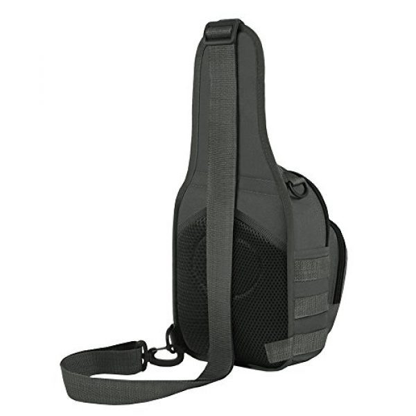 East West U.S.A Tactical Backpack 4 East West U.S.A RT517 Tactical Sling Chest Utility Shoulder Bag