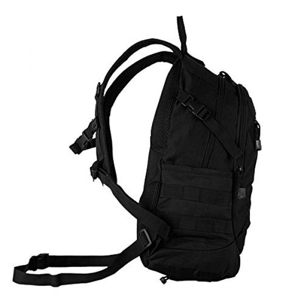 Fox Outdoor Tactical Backpack 4 Fox Outdoor 56-110 Scout Tactical Day Pack - Olive Drab, Multi, One Size