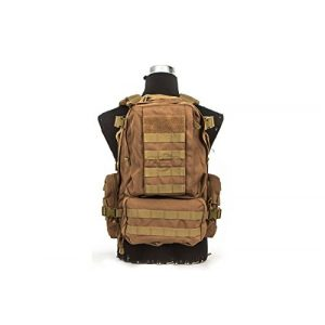 Condor Tactical Backpack 1 Condor Convoy Outdoor Pack Black