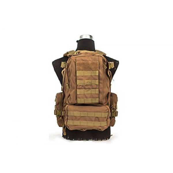 Condor Tactical Backpack 1 Condor Convoy Outdoor Pack Black