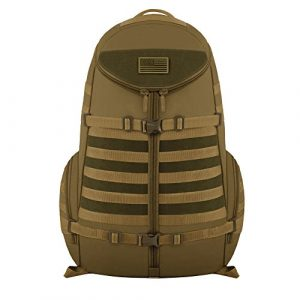 East West U.S.A Tactical Backpack 1 East West U.S.A RT516 Tactical Camouflage Trizip Molle Hunting Camping Hiking Assault Backpack