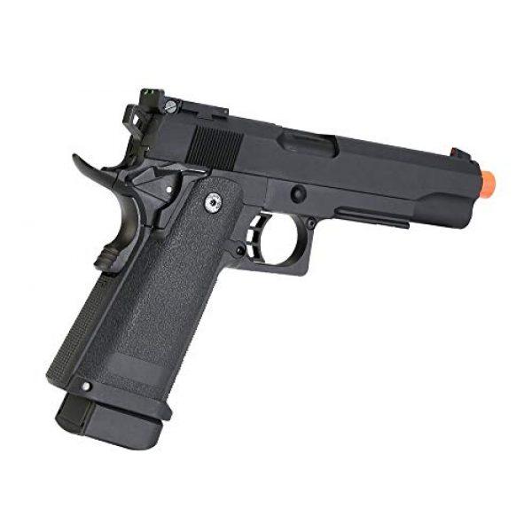 SRC Airsoft Pistol 2 SRC HI-CAPA 5.1 Gas Airsoft Pistol