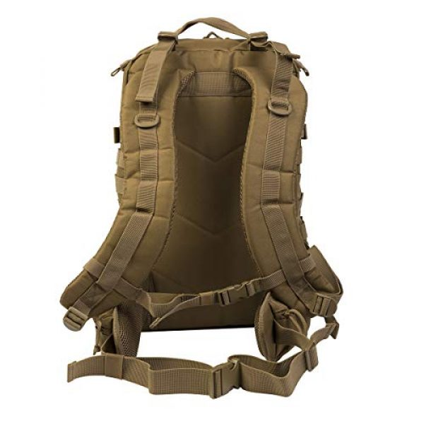 DEPARTED Tactical Backpack 6 DEPARTED Military Tactical Backpack, Assault Backpack, Hiking Bag, Army Molle