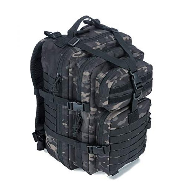 REEBOW GEAR Tactical Backpack 3 REEBOW GEAR Military Tactical Backpack Small Assault Pack Army Molle Bag Backpacks