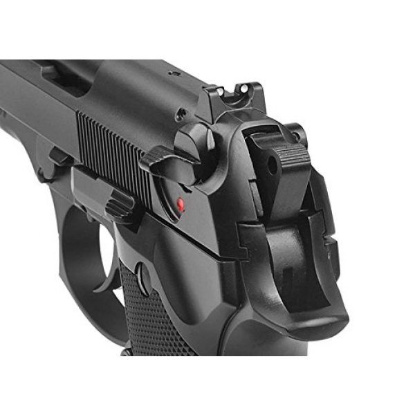 ASG Airsoft Pistol 7 ASG M9 Gas Powered Airsoft Pistol with Blowback