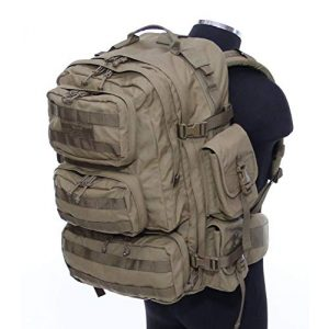 ForceProtector Gear Tactical Backpack 4 ForceProtector Gear Tac Pack Extreme, ACU