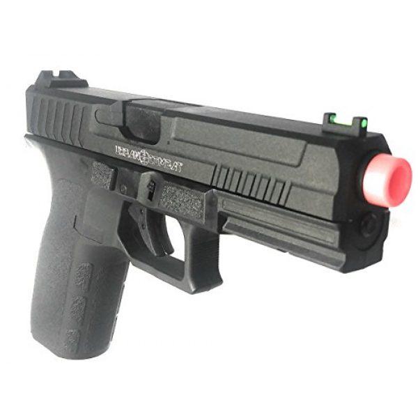 Urban Combat Airsoft Pistol 6 KJW Urban Combat KP-13 geen gas blowback airsoft pistol