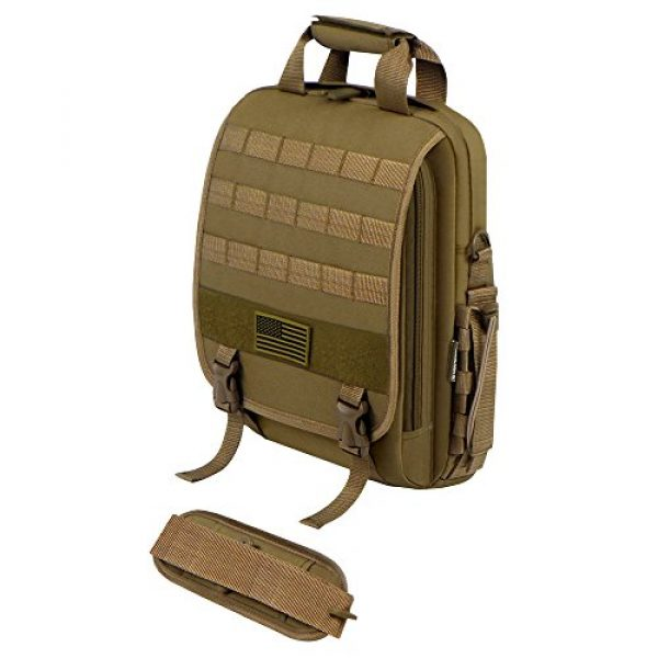 East West U.S.A Tactical Backpack 2 East West U.S.A RT510 Tactical Molle Laptop Sling Bag