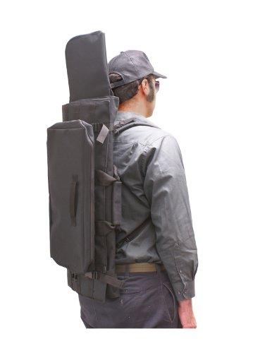 TUFF ZONE Rifle Case 5 TUFF ZONE Extendable Rifle Case/Shooting Mat(GCM)