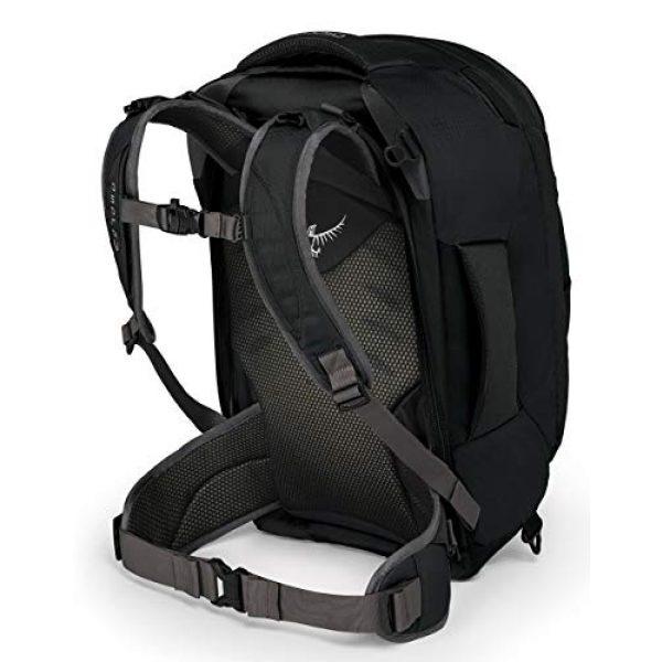 Osprey Tactical Backpack 2 Osprey Farpoint 40 Men's Travel Backpack
