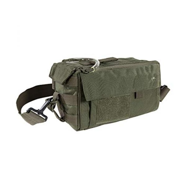 Tasmanian Tiger Tactical Backpack 1 Tasmanian Tiger Small Medic Pack Mk II, Tactical Small MOLLE Medical Bag, First Aid Storage, YKK Zippers