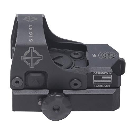 Sightmark Rifle Scope 4 Sightmark Mini Shot M-Spec LQD Reflex Sight