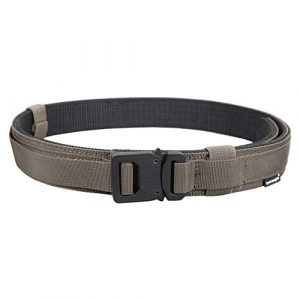 EMERSONGEAR Tactical Belt 1 EMERSONGEAR Tactical Heavy Duty Nylon Belt, Rigger MOLLE Belt,1.5 inch Strong Load Bearing Two Layer EDC Belt with Quick Release Buckle Great for Military Duty Wilderness Hunting Survival