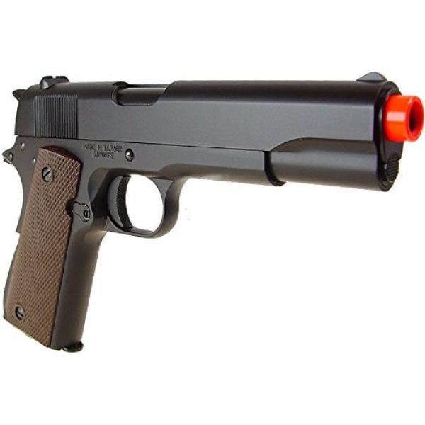 KJW Airsoft Pistol 4 KJW model-609191 gas blowback full metal(Airsoft Gun)