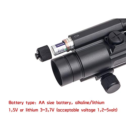 Fashion Sport Rifle Scope 3 Fashion Sport Tactical M4 1x32 Sight red/Green dot Sight Scope 2 MOA for Rifle air Guns Shooting Hunting with Raise Mount Base