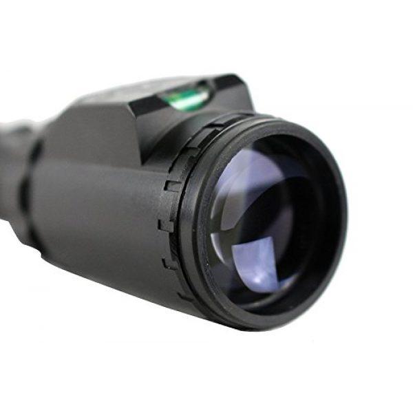 HUNT-DOWN Rifle Scope 4 HUNT-DOWN 2.5-10x42B Illuminated Hunting Tactical Shooting Wide RangeRifle Sope