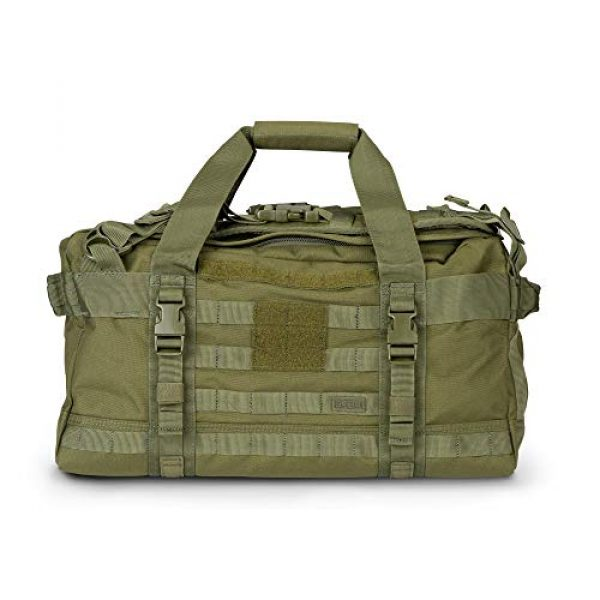 5.11 Tactical Backpack 2 5.11 Rush LBD Molle Tactical Duffel Bag Backpack, Style 56293/56294/56295